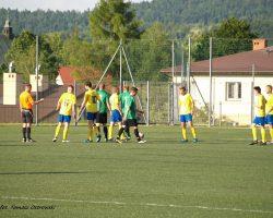 Przełęcz Dukla - Geo-Eko Ekoball Stal Sanok 0-2 (16.06 (111)
