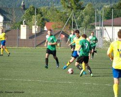 Przełęcz Dukla - Geo-Eko Ekoball Stal Sanok 0-2 (16.06 (92)